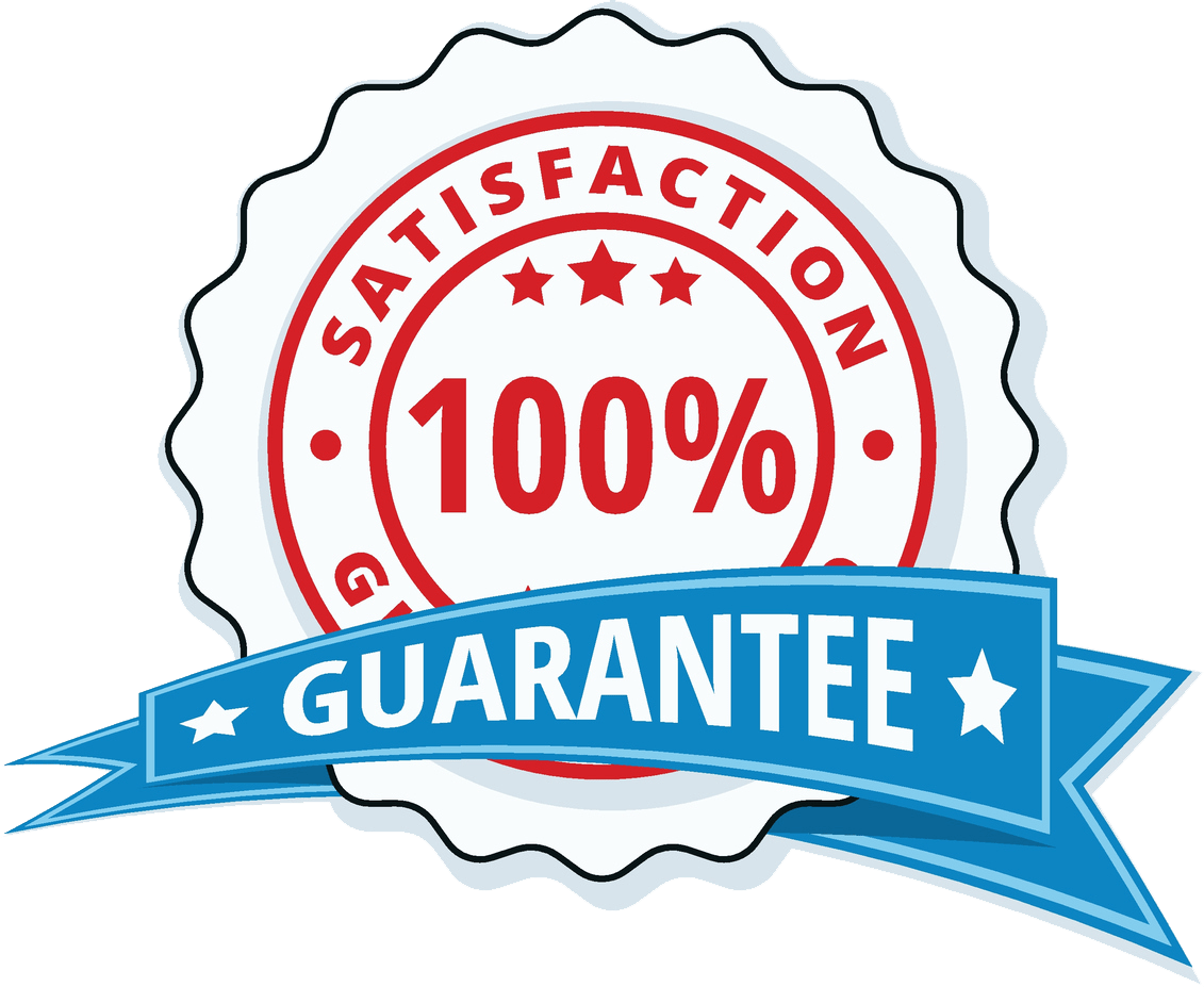 Rocky Mountain Collision satisfaction guarantee badge