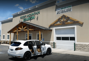 Rocky Mountain Collision Repair Heber City shop