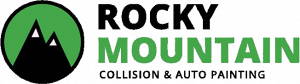 Rocky Mountain Collision logo site